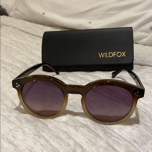 Wildfox Sunglasses like new